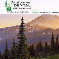 Dental Website Built with CSS/HTML/JS and PHP